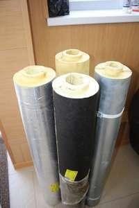 Продаем алюминиевую полипропиленовую утепленную трубу