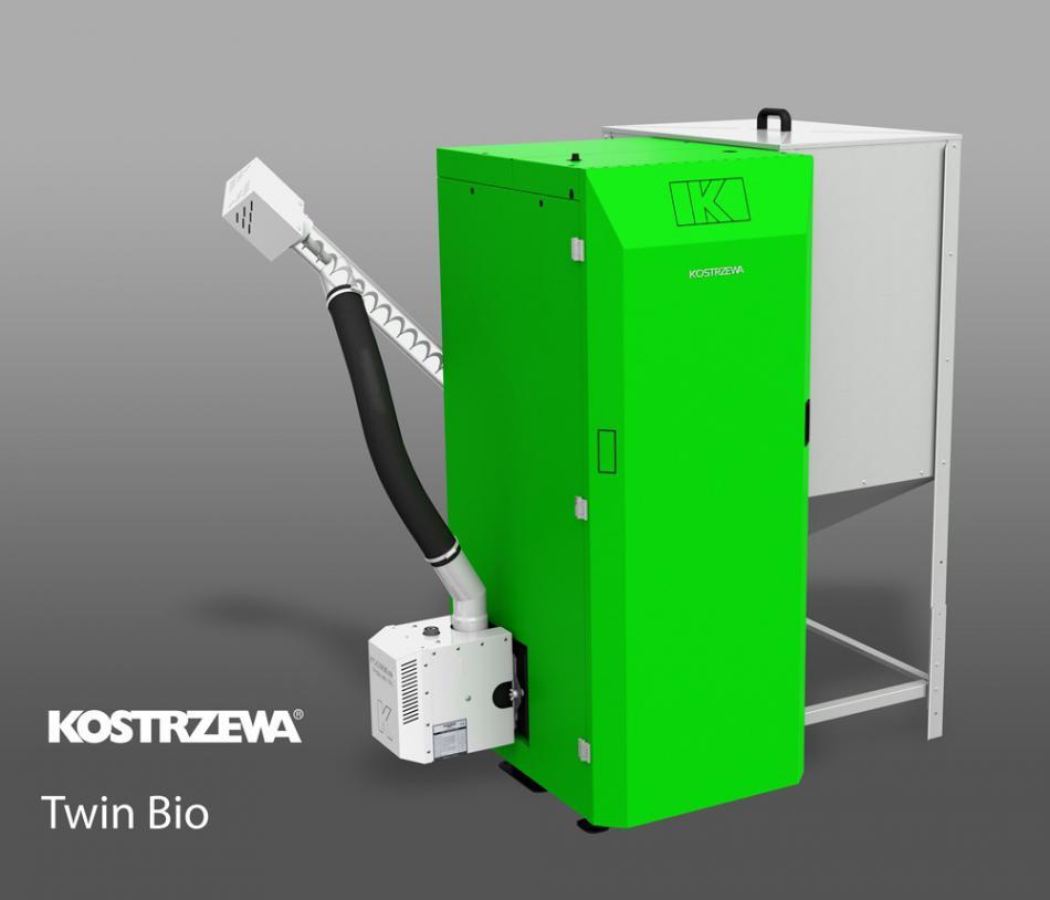 Kostrzewa Twin Bio 16 кВт