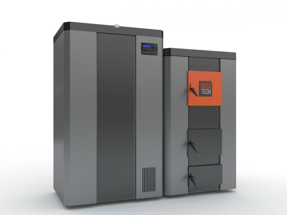 Dozatech Biopellet 40 кВт