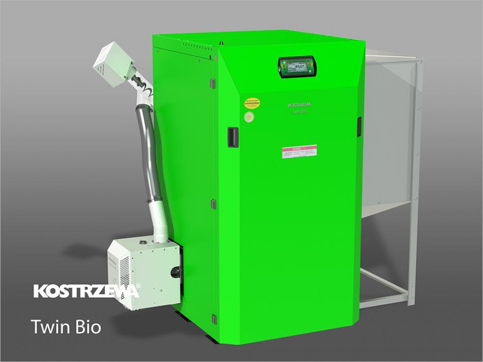 Kostrzewa Twin Bio 32 кВт