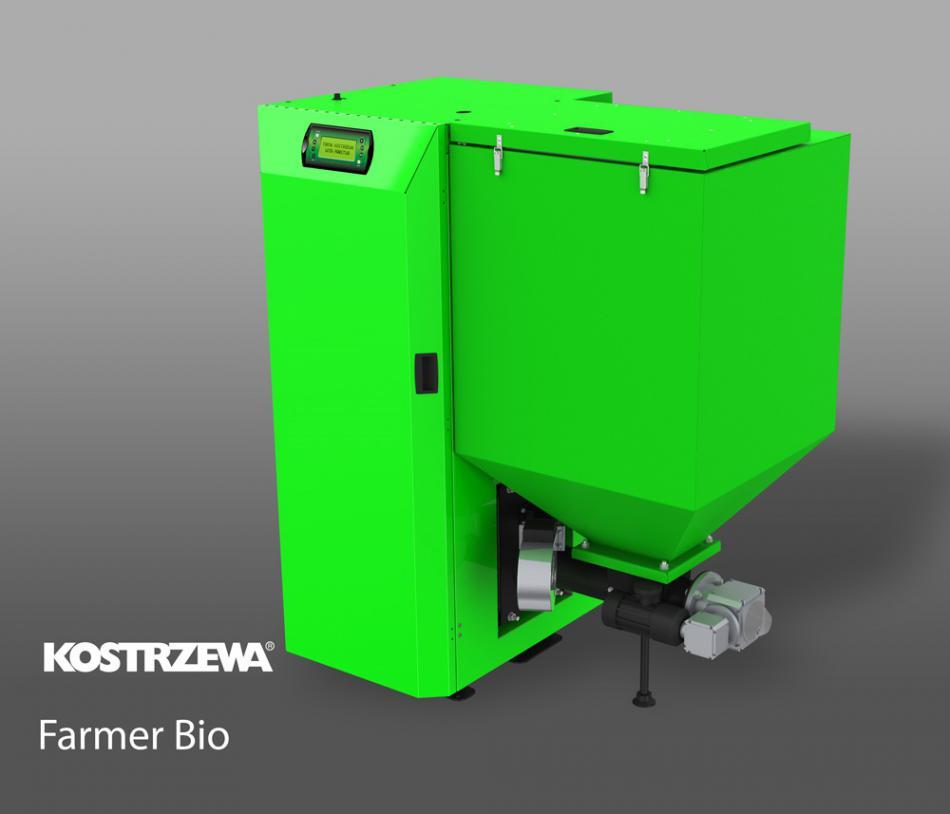 Kostrzewa Farmer Bio 16 кВт