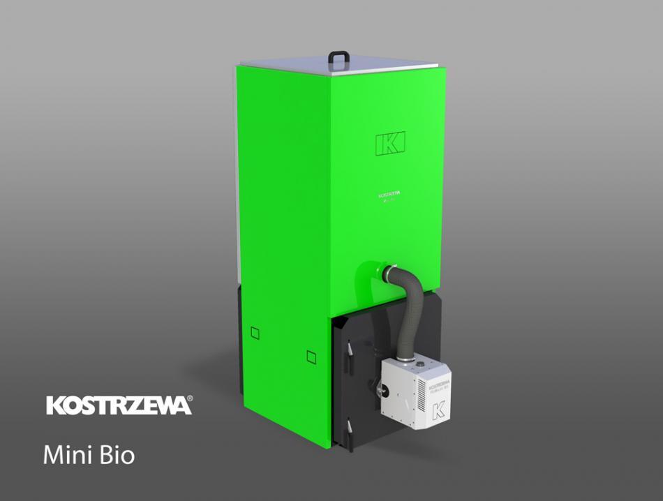Kostrzewa Mini Bio 20 кВт