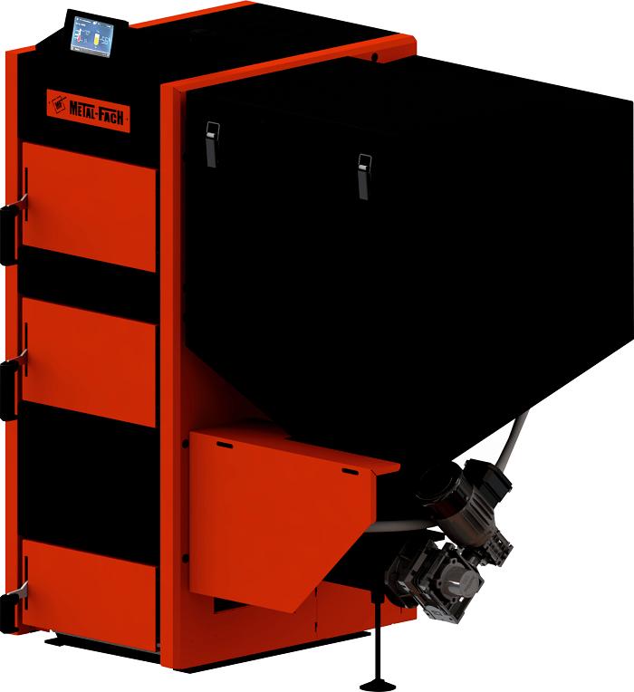METAL-FACH SEG BIO 250 кВт